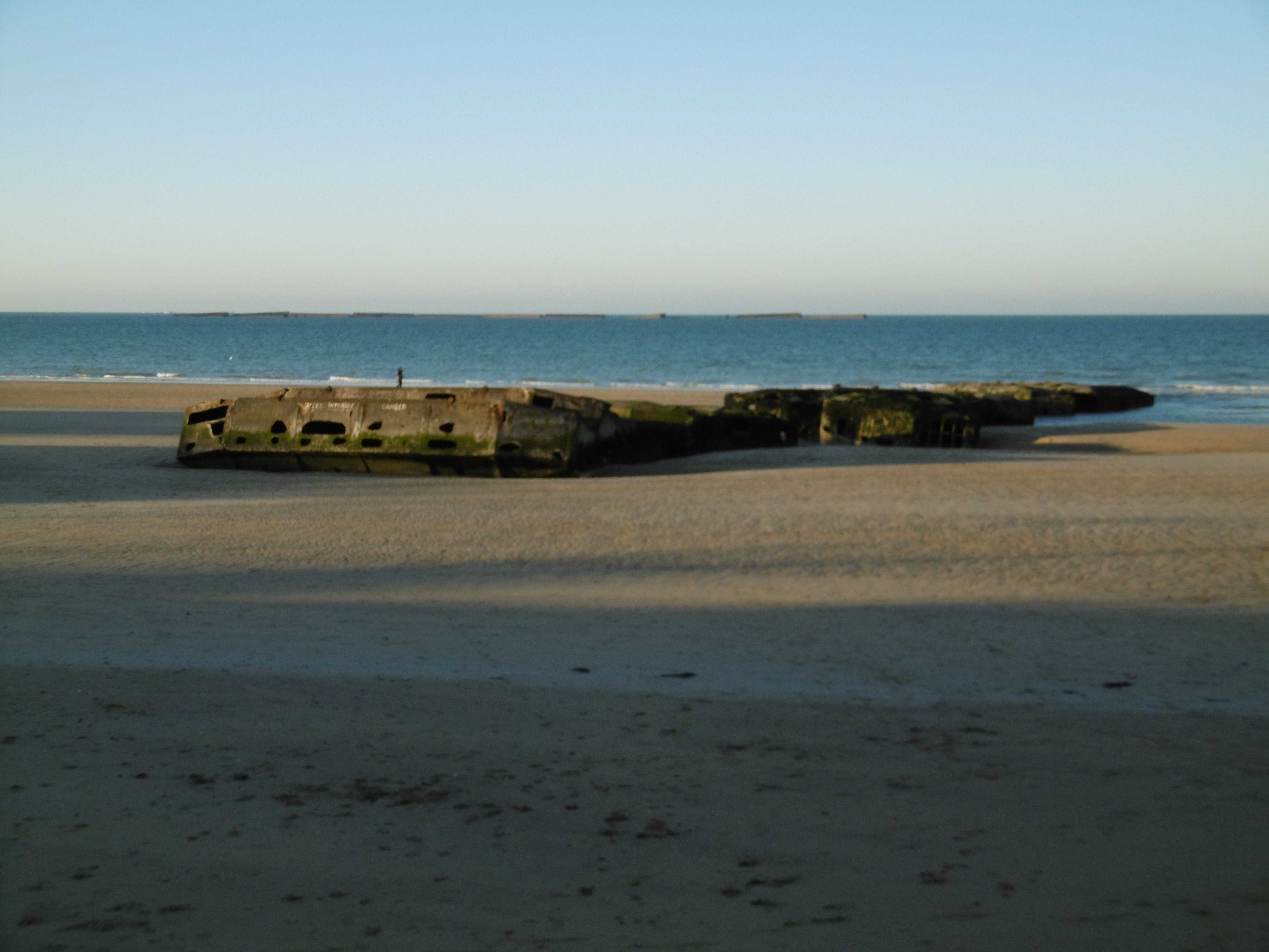 Arromanche - Gold beach
